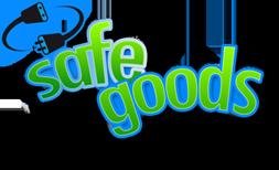 Banner von Safegoods